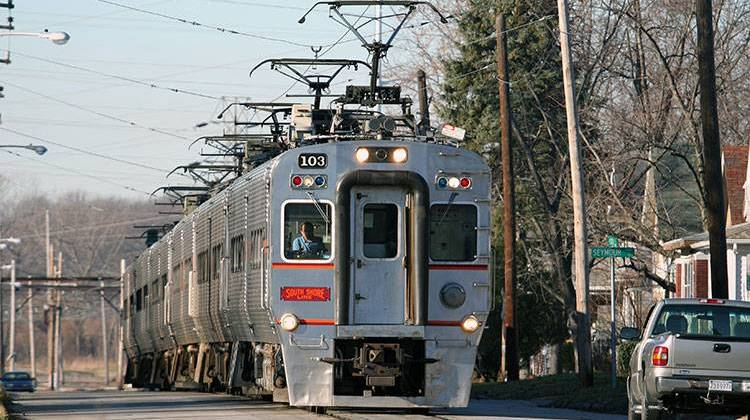 South Shore Getting $2.8 Million To Upgrade 7 Miles Of Rail