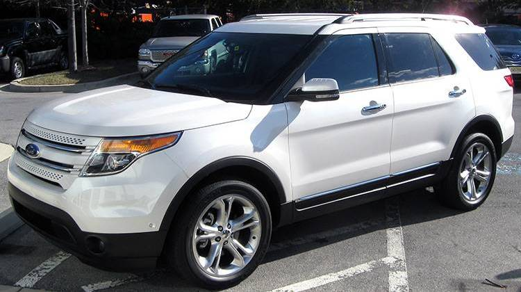 Do You Smell That? Ford Explorers Investigated For Exhaust Odor Inside SUV