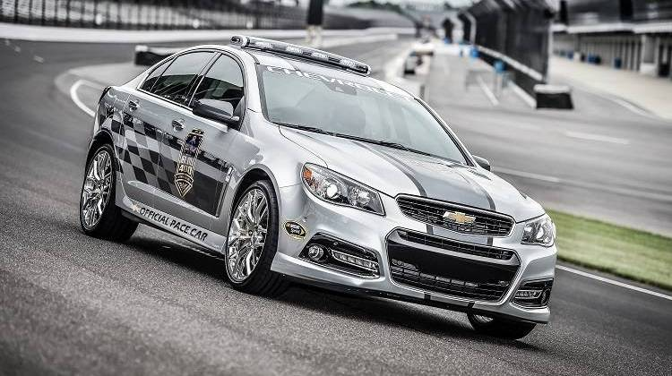 chevy ss speeds from australia to indy. Black Bedroom Furniture Sets. Home Design Ideas