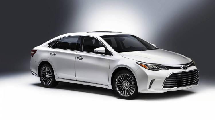 Toyota Avalon: Tuning Grandma's Limousine