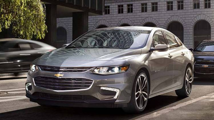 Efficient Chevys Come Front Of Mind