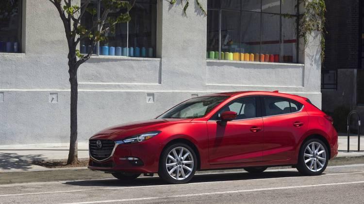 Mazda3 Negates Need For Expensive Sport Sedans
