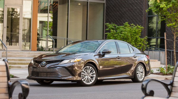 Toyota Camry Hybrid Is Not Only Your Grandmamma S Car