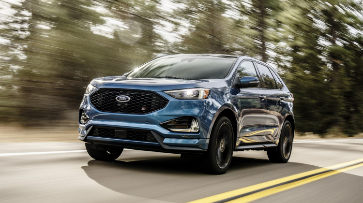 Ford Taurus Sho 0-60 >> 2019 Ford Edge St Is A Better Taurus Sho