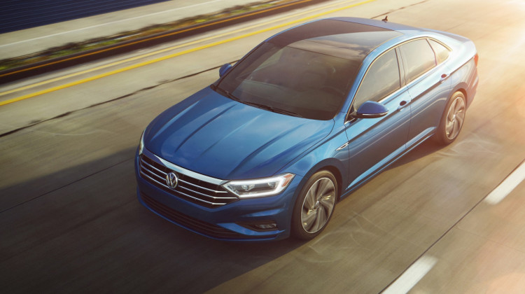 Redesigned 2019 Vw Jetta Is A Swell Alternative To Crossovers