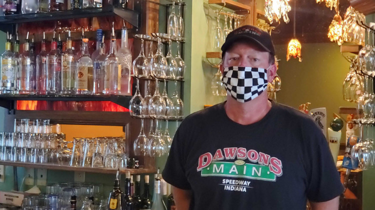 Businesses Around Speedway Feel The Impact Of An Indy 500 Without Spectators