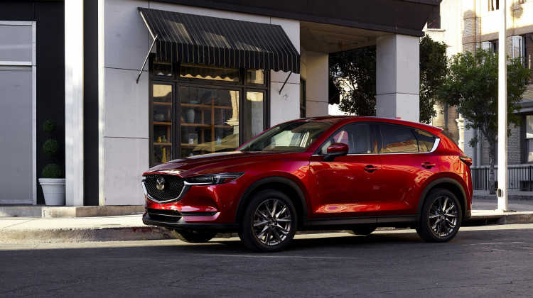 2021 Mazda CX-5 Beckons Drivers, Elevates Luxury
