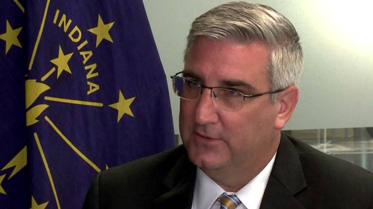 Republican Eric Holcomb talks with Brandon Smith about the 2016 campaign for governor.