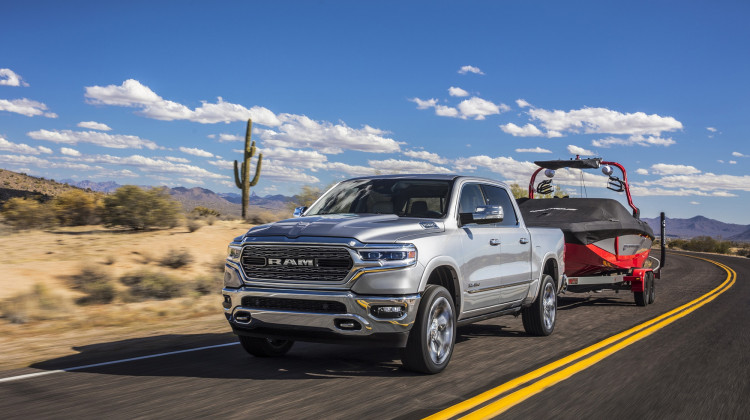 Imagine A Full Size Pickup That S Super Aerodynamic Rides On An Air Suspension Has 12 Inch Touchscreen Taps Into All Of The Latest Infotainment