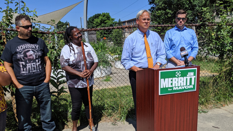 Merritt Calls Hogsett's Food Access Proposal 'Waste Of Money'