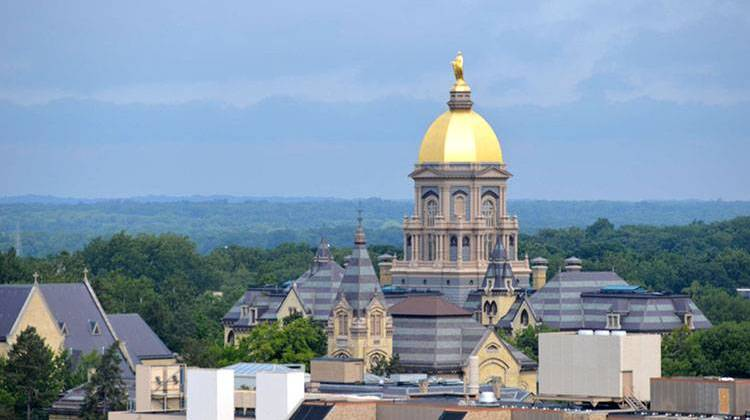 Notre Dame Hikes Security After Quarantined Students Balk