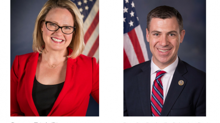 Democrat Courtney Tritch and Rep. Jim Banks have scheduled a debate, four days before the Nov. 6 midterm election.