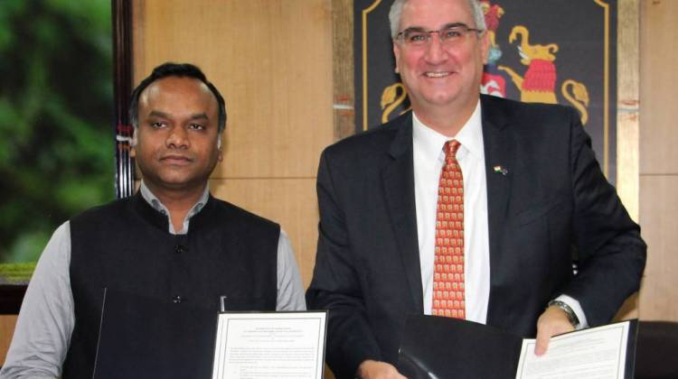 Indiana's New Sister State, Karnataka, Is Indian Tech Hub