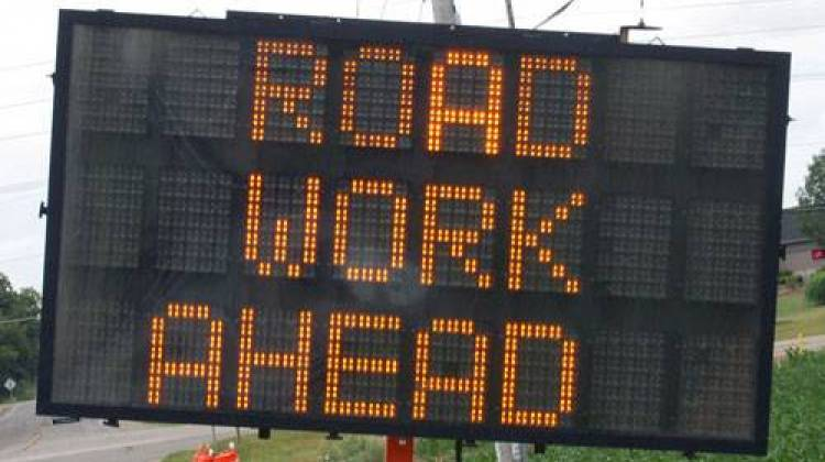 Lane Closures Coming To NB I-65 In Johnson County