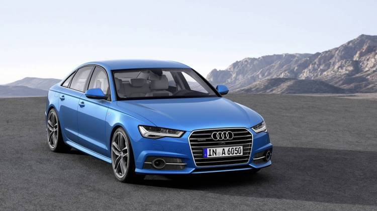 Nouvelle Audi A6 >> Audi A6 Sports A Pretty Coat