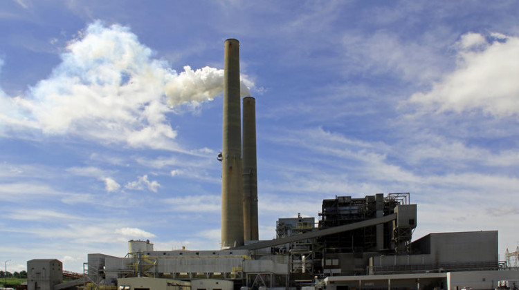 Bill That Aims To Lower The Costs Of Retiring Coal Plants Early Heads To Holcomb's Desk