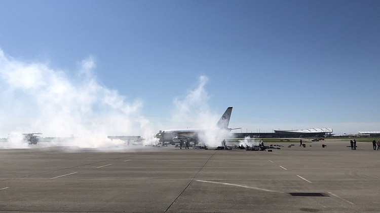 Airport Hosts Live Emergency Exercise