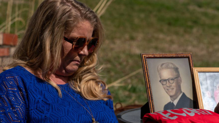 One Year Later, Family Of Southern Indiana's First COVID-19 Case Reflects On His Life