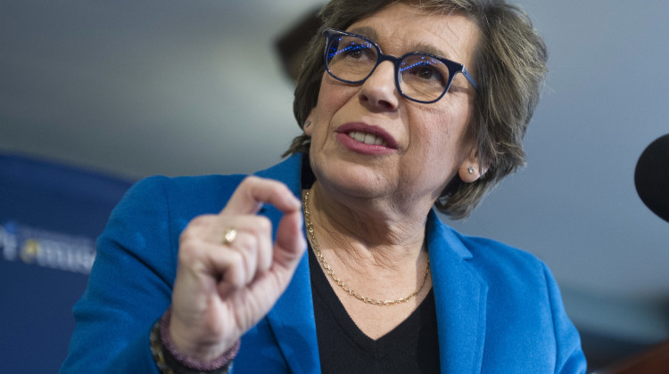 "Randi Weingarten, the president of the American Federation of Teachers, says the union would support ""safety strikes"" by teachers if safety measures are not met when schools are set to reopen in the fall. - Cliff Owen/AP"