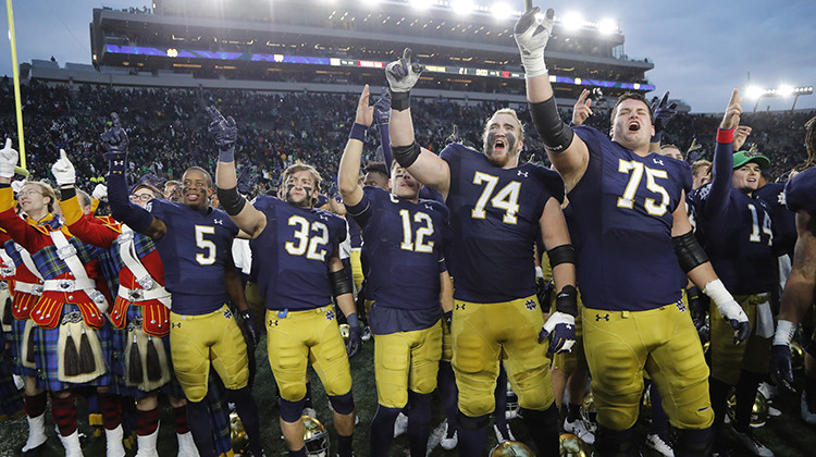Notre Dame's Athletic Director Weighs In On What The Fall Sports Season May Look Like