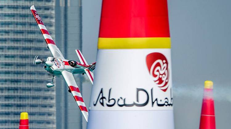 Red Bull Air Race Coming To Indianapolis