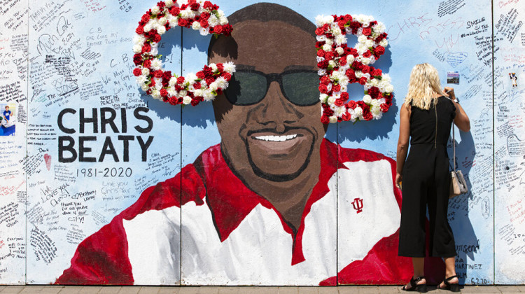 Tuition Fund Honors Slain Indianapolis Businessman, Former IU Football Player