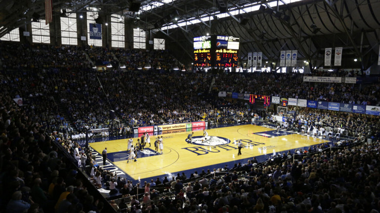 NCAA Games Return Spotlight To Venerable Hinkle Fieldhouse