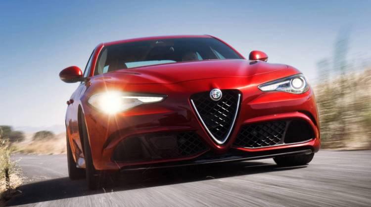 Alfa Romeo Giulia Quadrifoglio Is Powerful Sexy