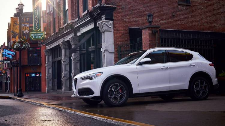 Alfa Romeo Stelvio Expands Definition Of 'Italian Sports Car'