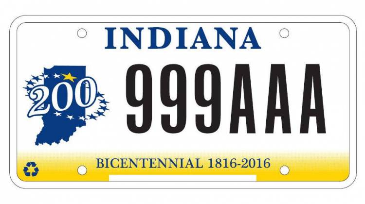 New Rule Extends Life Cycle Of Indiana License Plates