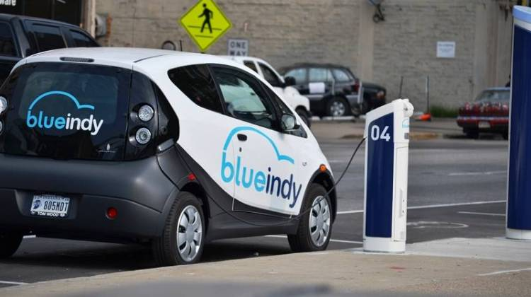 BlueIndy 'Really Popular' Through Three Months As Legal Fights Continue