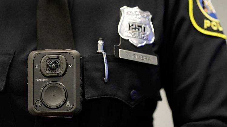 A representative from Seattle, where body cameras have been implemented, says it costs their department around $2.2 million to maintain – less than one percent of their budget. - AP Photo/Julio Cortez