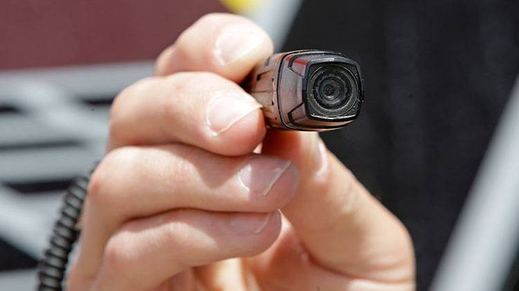 A bill regulating when police body camera videos are released to the public cleared one of its last major legislative hurdles Tuesday.   - AP photo