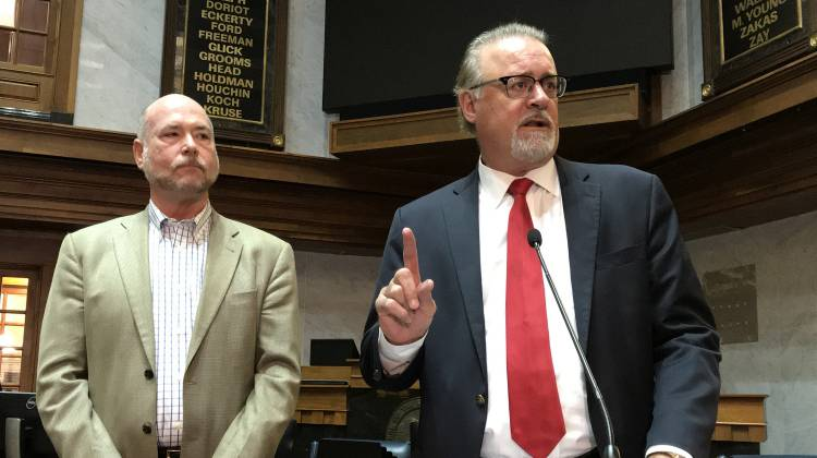 Republican Leaders Set Parameters For Special Session