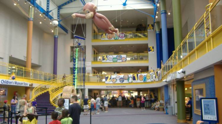 Children's Museum To Close Temporarily