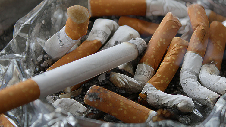Indiana Ranks 29th In Smoking Prevention Efforts By National Report