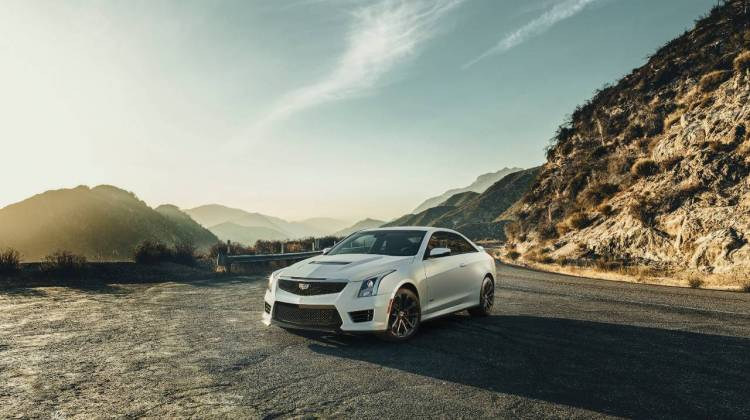 He Wasn T Even Considering It My Friend And The 2016 Cadillac Ats V That Is Having Just Received A Promotion Came To Office Pondering Which