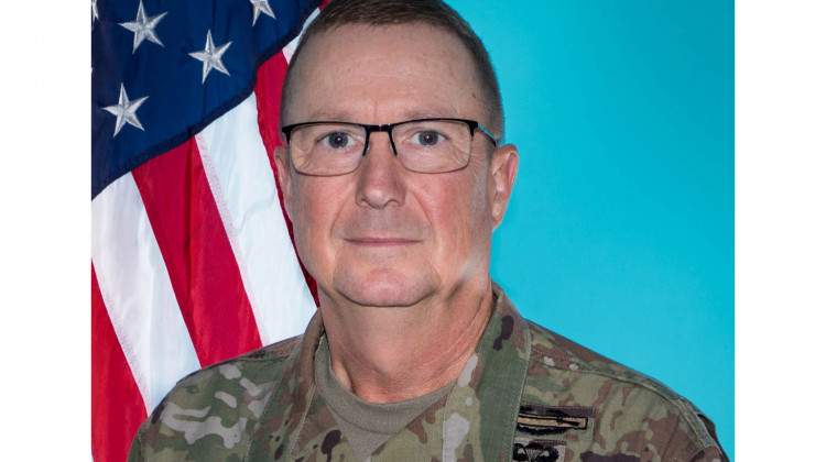 Holcomb Names New Indiana National Guard Head