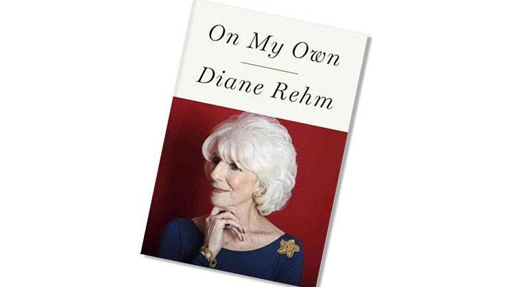 diane rehm talks about her new memoir on my own