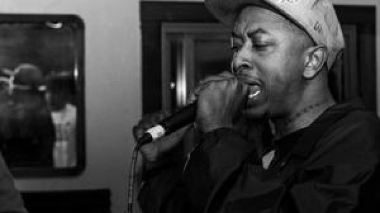 Indy-Based Rapper Diop Copes With Grief Through Music