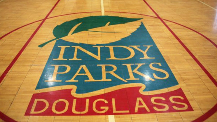 Douglass Park is one of the Safe Summer locations. - Courtesy Indy Parks via Facebook