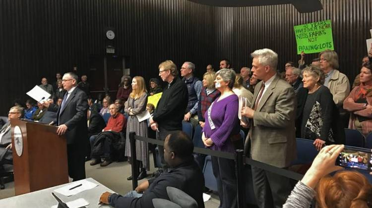Highlights From Last Night's Indianapolis City-County Council Meeting