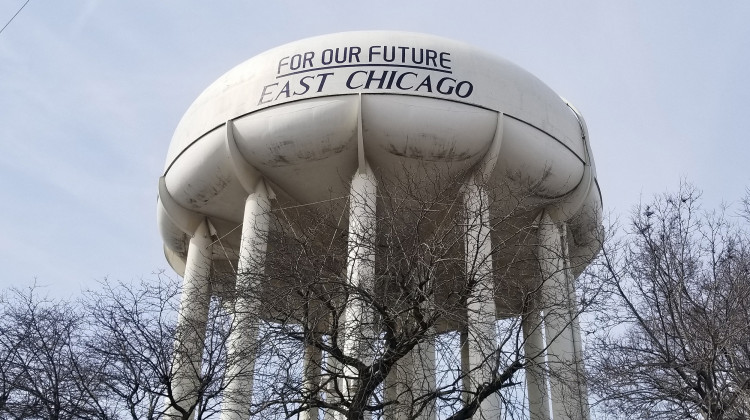 A 2017 East Chicago ordinance directed city officials and law enforcement not to share information with federal immigration authorities – like a person's immigration status, work location or contact information.  - Samantha Horton/IPB News