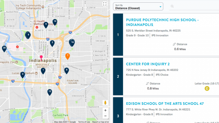 Enroll Indy Releases Data on School Enrollment, Empty Seats