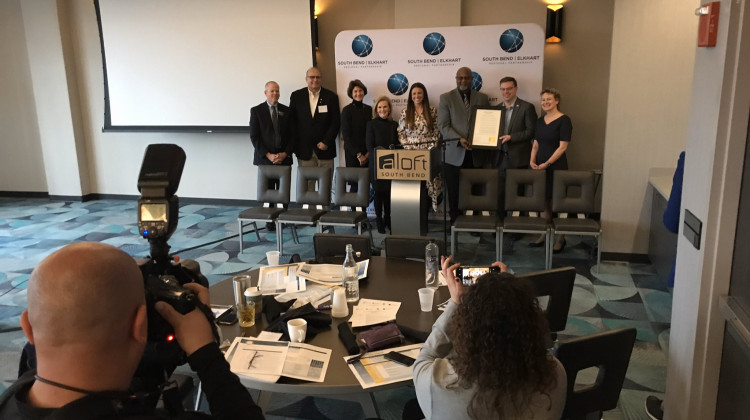 South Bend-Elkhart Region Earns Talent Designation From State