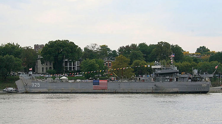 Navy Vessel Relocating In Evansville For D-Day 75th Anniversary