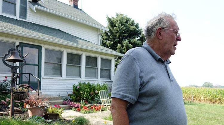 Sickened By Smells, Retired Farmer Looks To Challenge Indiana's Right To Farm Law