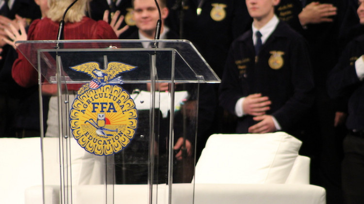 The FFA National Convention and expo typically brings more than 65,000 visitors to the city, with an economic impact of more than $35 million. - FILE PHOTO