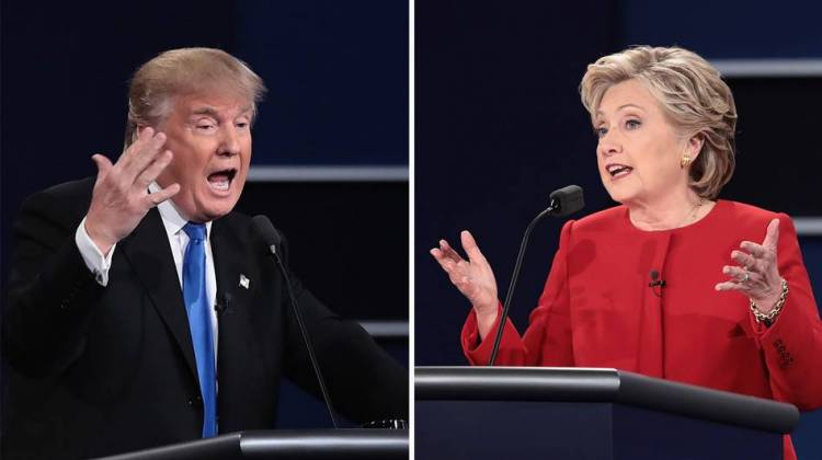 Reuters Poll: Clinton Leads Trump by 5 Points Nationally