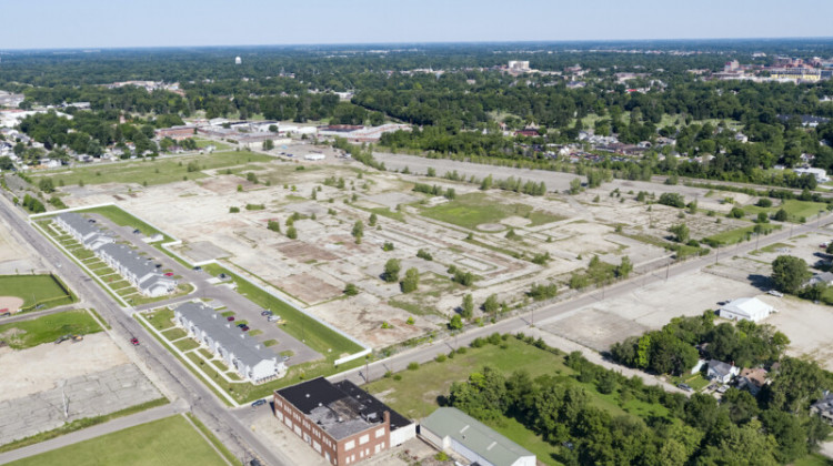 Muncie To Buy Former GM Factory Land To Build Solar Farm